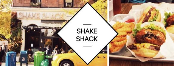 1 Shake shack