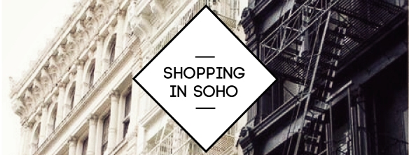 1 Shopping in soho