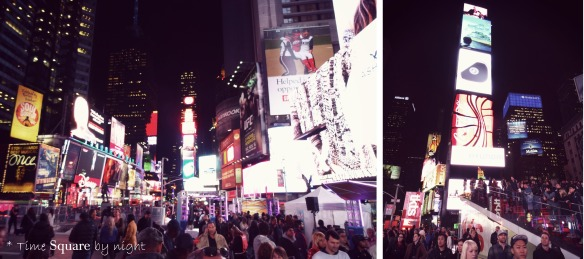 Time Square nuit1