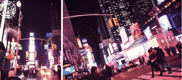 Time Square nuit3